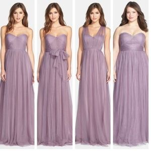 Jenny Yoo Annabelle Lilac dress